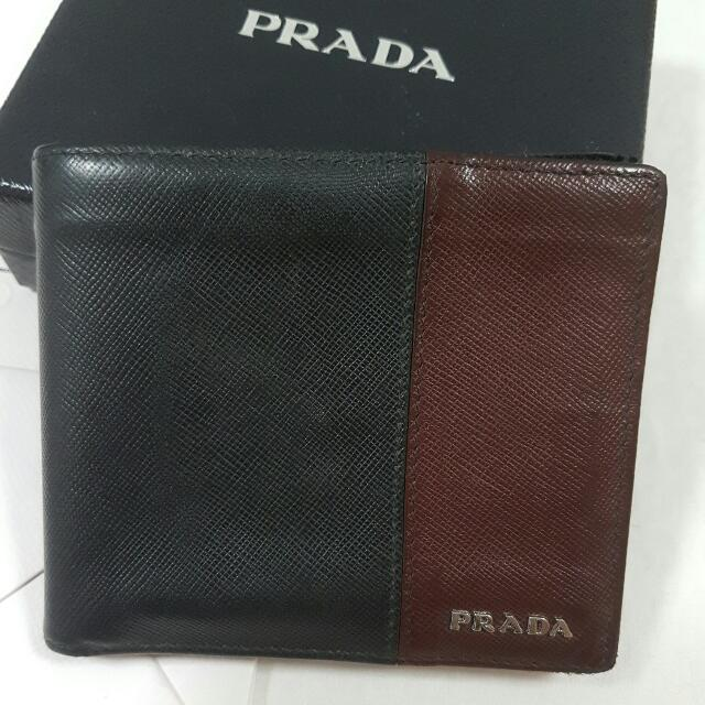 a17b6d5a8aa33c ... discount prada men wallet luxury on carousell 94b09 88ae6 ...