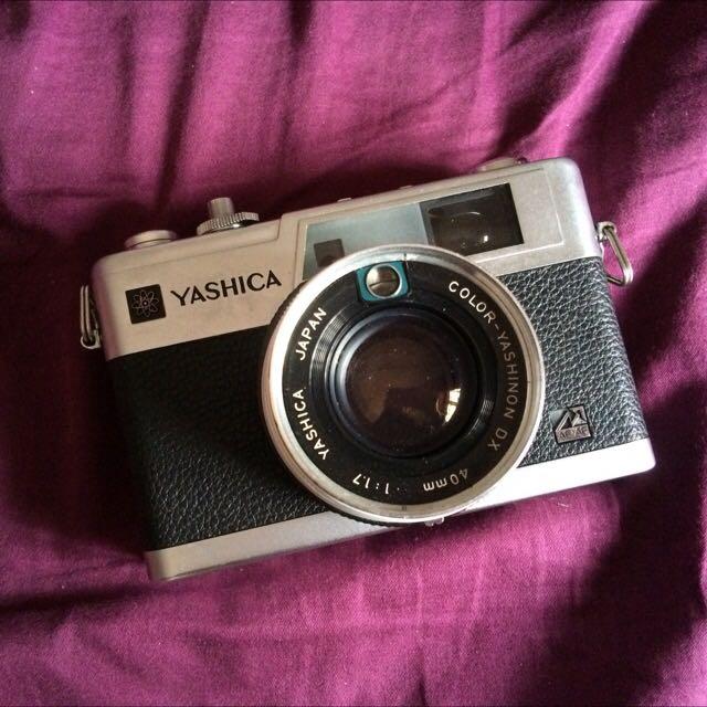 [Reduced] Yashica 35 GX