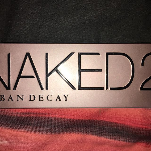 -ON HOLD- Replica Naked 2 Palette
