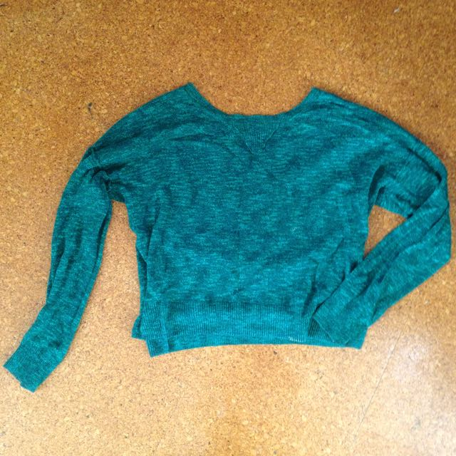 Sportsgirl Jumper In Teal