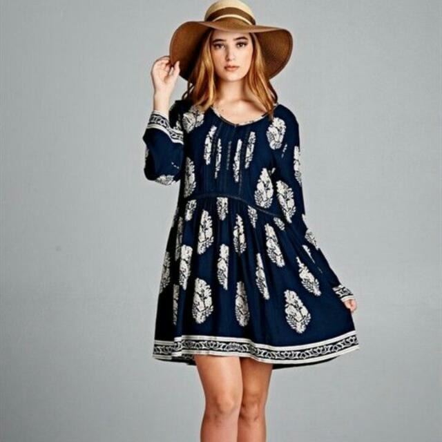 SUPRE Boho Dress