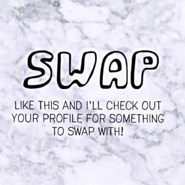 SWAPS !