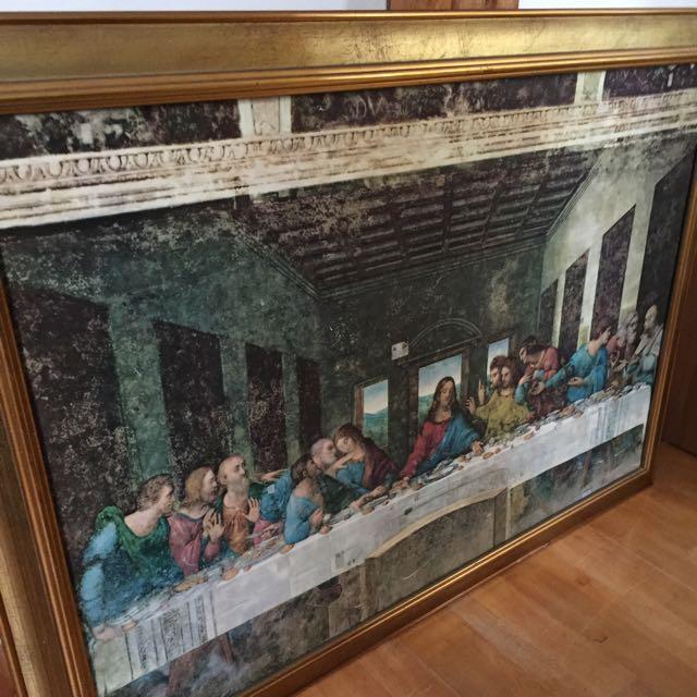 The Last Supper Artwork