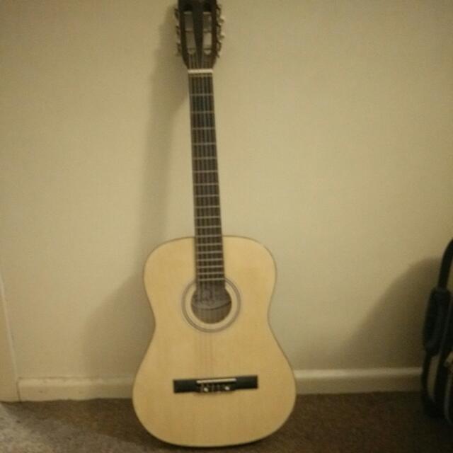 Tribute Acoustic Guitar