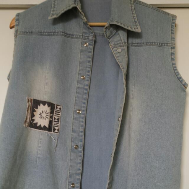 Vest,kimono And Crops