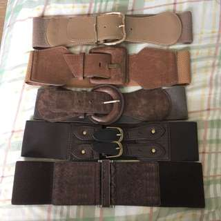 Belts For Dresses And Skirts