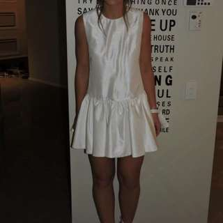 Women's Cameo The Label White Formal Dress