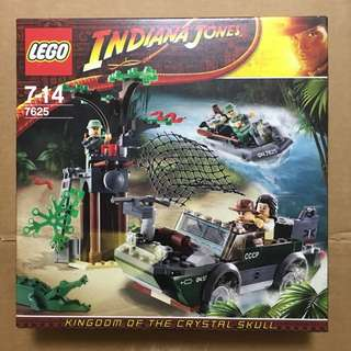 Lego Indiana Jones 7625