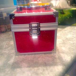 Pink Sparkling Box For Anything