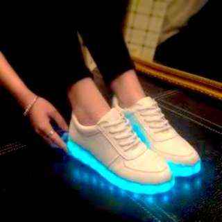LED Light Up Shoes !!!!!