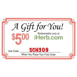 iHerb First Time Order code