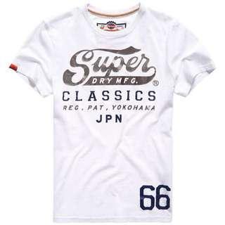 男士圓領T恤S-XL
