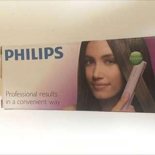 Philips hair Straighter