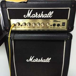 Marshall MG15MSII Mini Stack