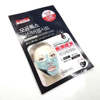 Mediheal Mogongtox Soda Bubble Sheet Mask
