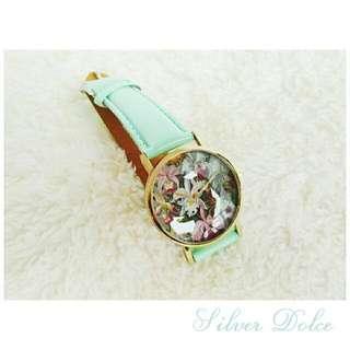 Brand New Flowery Watch