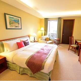 【屏東】大路觀主題樂園酒店 - 景觀雙人房住宿券♨
