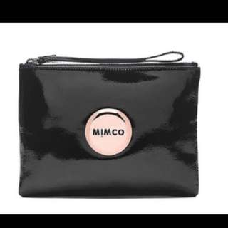 Mimco Rosegold Pouch