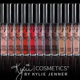 Kylie Jenner LIPKIT's AVAILABLE NOW!