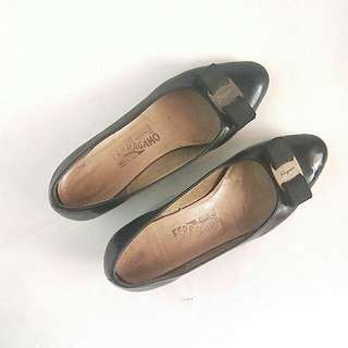 Authentic Feragamo Shoes