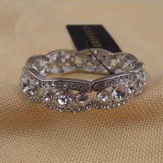 FOREVER 21時尚鑲鑽手環