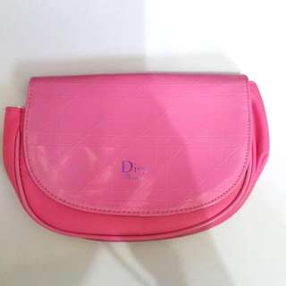 Authentic Dior Beauty Bag
