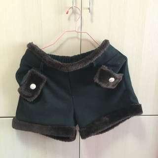 Furry Shorts