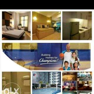 Victoria Sports Tower  Condominium No Down Payment Along Edsa Beside GMA Station 7k A Month
