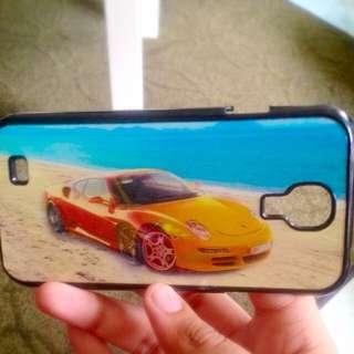 Samsung Galaxy S4 Ferrari/porshce Cover 2 Cars In One