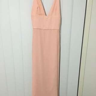 Dress, Floor Length