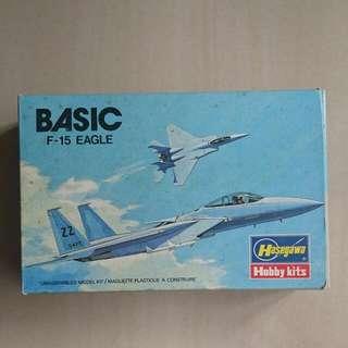 BASIC 1/144 F-15 Eagle