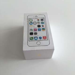 IPHONE 5S Brand New - 16GB