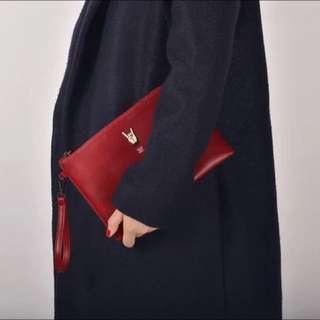 全新現貨✨音樂系列雜物包手拿包 MINI IPAD包 多功能收納包