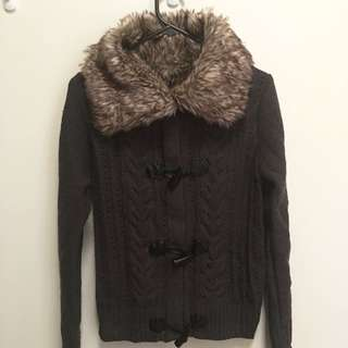 Knitted Winter Jacket