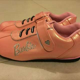 Limited Addition Barbie Pink Sport Shoes
