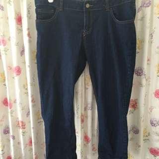 4 Pairs Of Denim Jeans