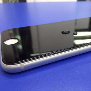 3D滿版曲面玻璃保護貼-黑/白(iPhone6/6s/Plus)