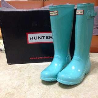 Hunter雨鞋
