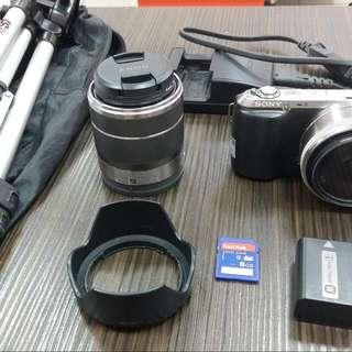 Sony nex C3 雙鏡組