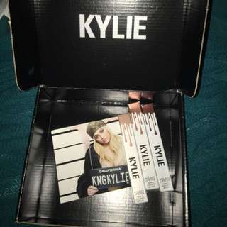Kylie Jenner Metal Lipstick