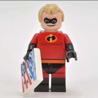 Lego Disney 超人特攻隊