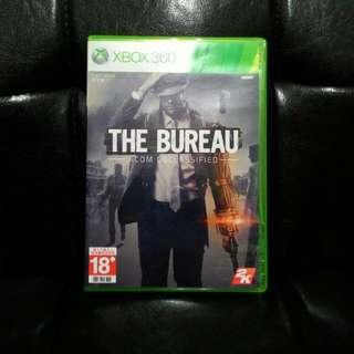 XBOX360 THE BUREAU 當局解密 英文版