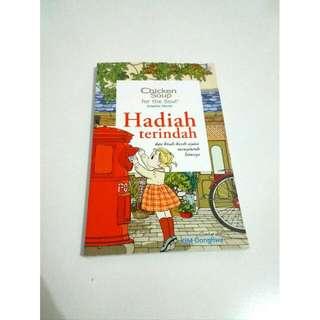 "Chicken Soup For The Soul Graphic Novel ""Hadiah Terindah"""