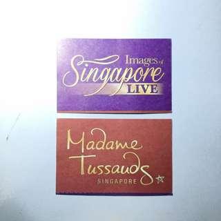 Madame Tussauds X2 Tickets