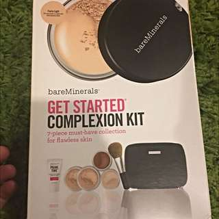 Bare Minerals Get Started Complexion Kit ( Authenthic)