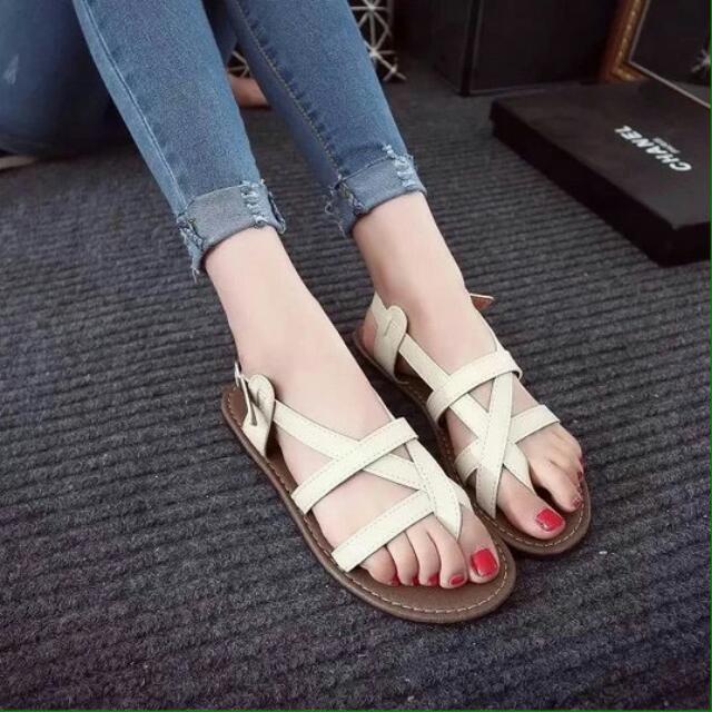 夏款美美涼鞋