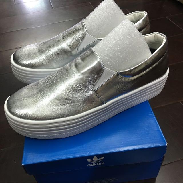 厚底休閒鞋