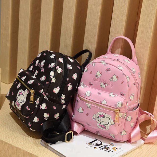預購 KT貓時尚休閒後背包 兒童書包