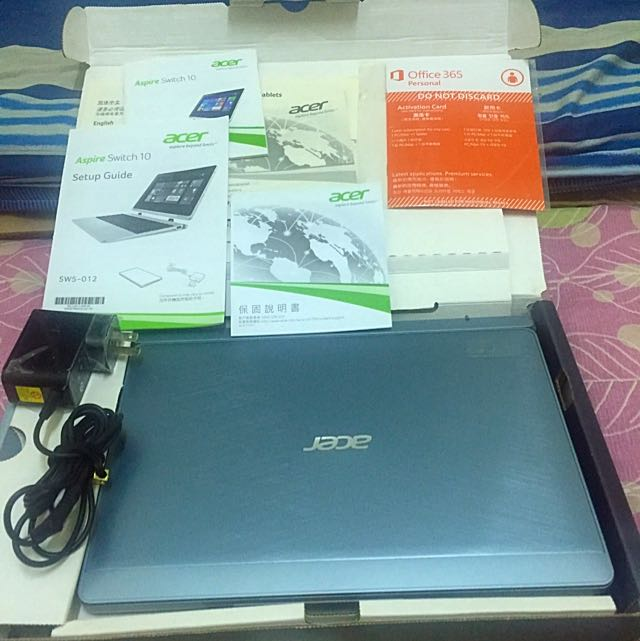 acer❣Aspire Switch 10