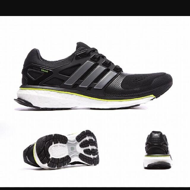 Adidas Energy Boost ESM M Black 495f1ee2b